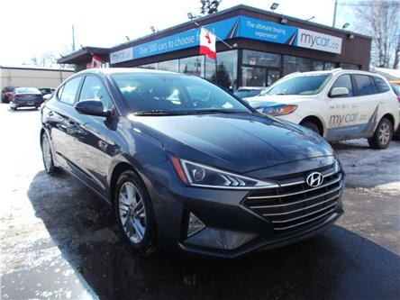 2019 Hyundai Elantra Preferred (Stk: 200178) in North Bay - Image 1 of 13