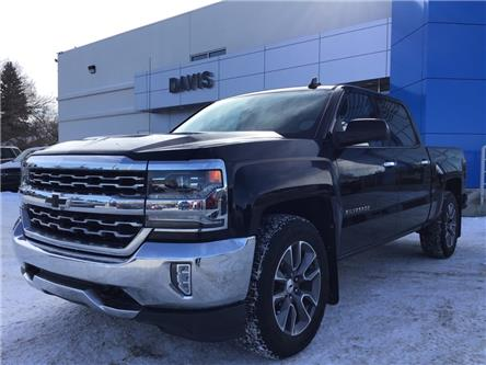 2018 Chevrolet Silverado 1500 1LZ (Stk: 197525) in Brooks - Image 1 of 19