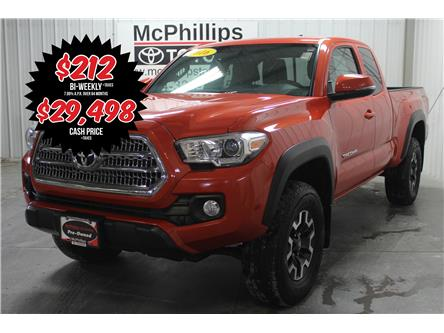 2016 Toyota Tacoma  (Stk: X217197A) in Winnipeg - Image 2 of 27