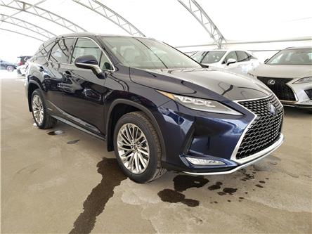 2020 Lexus RX 450hL Base (Stk: L20254) in Calgary - Image 1 of 6