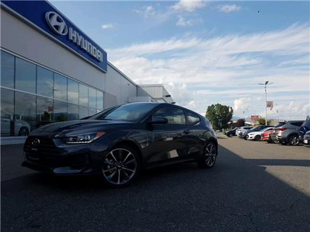 2020 Hyundai Veloster Luxury (Stk: HA1-3292) in Chilliwack - Image 1 of 12