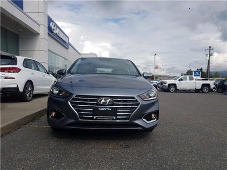 2020 Hyundai Accent Ultimate (Stk: HA1-4450) in Chilliwack - Image 2 of 12