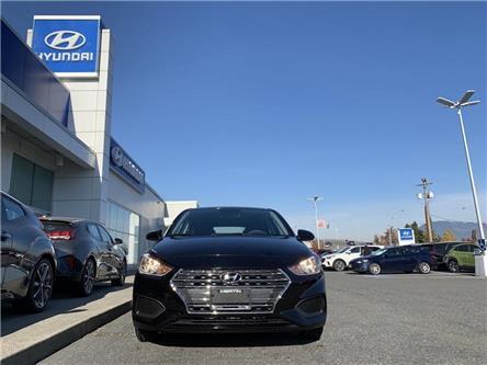 2020 Hyundai Accent Preferred (Stk: HA1-0001) in Chilliwack - Image 2 of 11