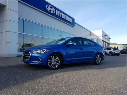 2018 Hyundai Elantra GL SE (Stk: HA2-0221A) in Chilliwack - Image 1 of 13