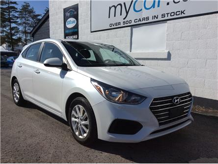 2019 Hyundai Accent Preferred (Stk: 200189) in Richmond - Image 1 of 20