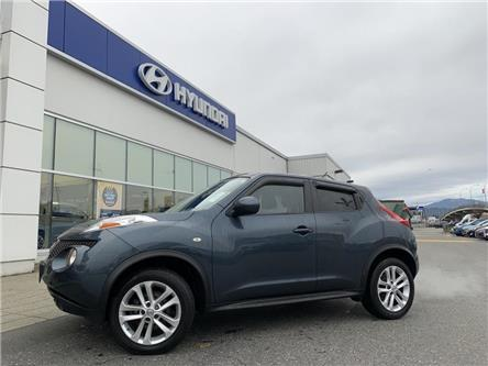 2013 Nissan Juke SL (Stk: H19-0153A) in Chilliwack - Image 1 of 12