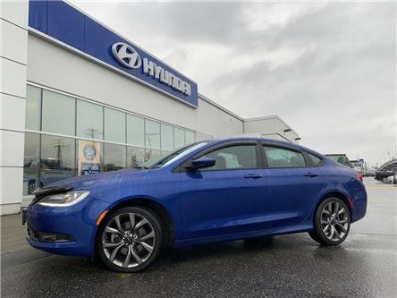 2016 Chrysler 200 S (Stk: H99-5298A) in Chilliwack - Image 1 of 11