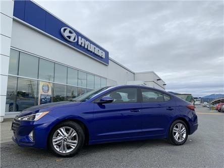 2019 Hyundai Elantra Preferred (Stk: H19-0154P) in Chilliwack - Image 1 of 12