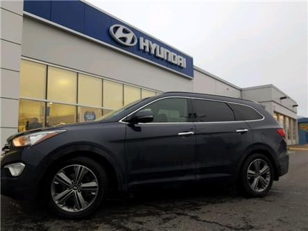 2014 Hyundai Santa Fe XL Limited (Stk: H19-0160A) in Chilliwack - Image 1 of 11