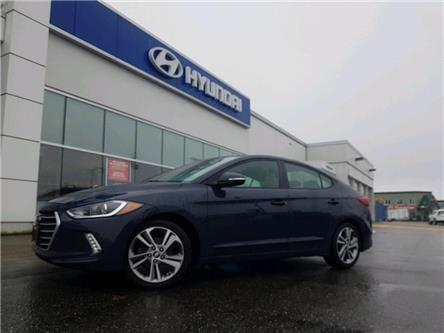 2017 Hyundai Elantra GLS (Stk: HA2-9580A) in Chilliwack - Image 1 of 12