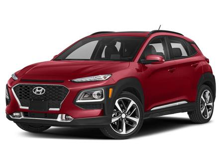 2020 Hyundai Kona 1.6T Ultimate w/Red Colour Pack (Stk: HA3-1314) in Chilliwack - Image 1 of 9