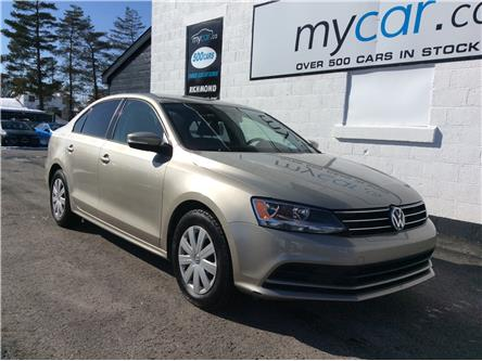2016 Volkswagen Jetta 1.4 TSI Trendline+ (Stk: 200145) in Richmond - Image 1 of 19