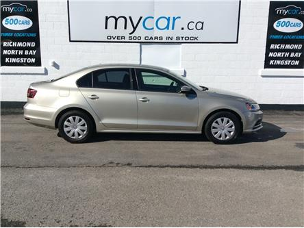 2016 Volkswagen Jetta 1.4 TSI Trendline+ (Stk: 200145) in Richmond - Image 2 of 19