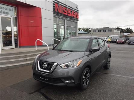 2019 Nissan Kicks SV (Stk: N92-9767) in Chilliwack - Image 1 of 18