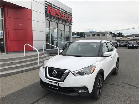 2019 Nissan Kicks SV (Stk: N92-9488) in Chilliwack - Image 1 of 18