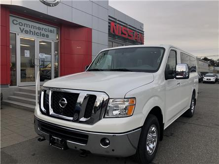 2020 Nissan NV Passenger NV3500 HD SL V8 (Stk: NV03-0024) in Chilliwack - Image 1 of 14