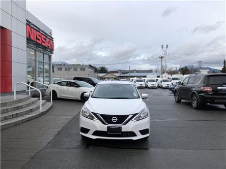2018 Nissan Sentra  (Stk: N95-0017A) in Chilliwack - Image 2 of 15