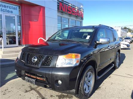 2010 Nissan Armada Platinum Edition (Stk: N98-8893A) in Chilliwack - Image 1 of 15