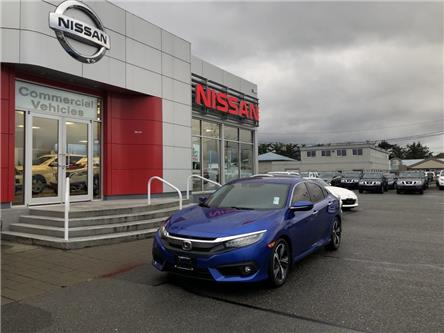 2017 Honda Civic Touring (Stk: N05-5902A) in Chilliwack - Image 1 of 18
