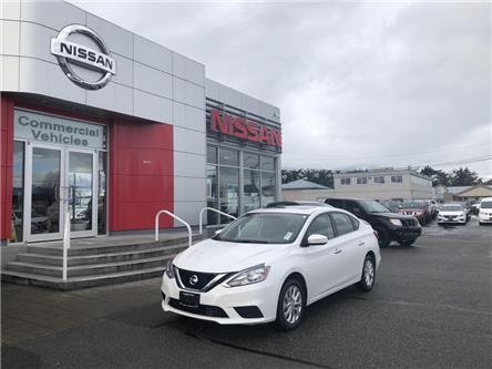 2019 Nissan Sentra  (Stk: N20-0006P) in Chilliwack - Image 1 of 16