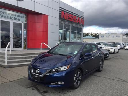 2019 Nissan LEAF SV (Stk: N97-3345A) in Chilliwack - Image 1 of 18