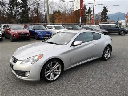 2010 Hyundai Genesis Coupe 2.0T GT (Stk: K09-6438A) in Chilliwack - Image 1 of 15