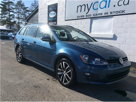 2016 Volkswagen Golf Sportwagon 1.8 TSI Comfortline (Stk: 200053) in Kingston - Image 1 of 21