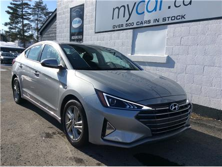 2020 Hyundai Elantra Preferred (Stk: 200034) in North Bay - Image 1 of 20