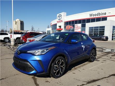2020 Toyota C-HR XLE Premium (Stk: 20-523) in Etobicoke - Image 1 of 5