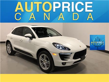 2017 Porsche Macan Base (Stk: H0878) in Mississauga - Image 1 of 26