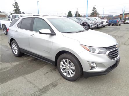 2020 Chevrolet Equinox LT (Stk: T20018) in Campbell River - Image 1 of 20