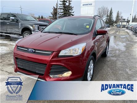 2016 Ford Escape SE (Stk: L-056A) in Calgary - Image 1 of 25