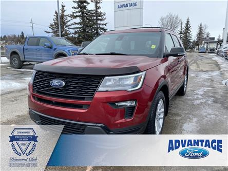 2018 Ford Explorer Sport (Stk: L-147A) in Calgary - Image 1 of 25