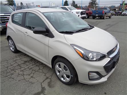 2020 Chevrolet Spark LS CVT (Stk: T20004) in Campbell River - Image 1 of 22