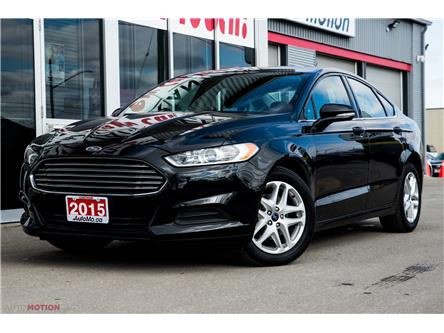 2015 Ford Fusion SE (Stk: 20162) in Chatham - Image 1 of 23