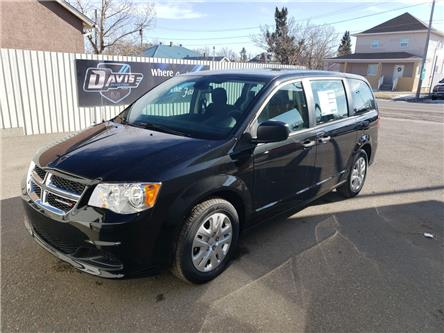 2020 Dodge Grand Caravan SE (Stk: 16729) in Fort Macleod - Image 1 of 15