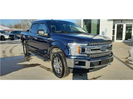 2018 Ford F-150 XLT (Stk: F1270A) in Bobcaygeon - Image 1 of 20