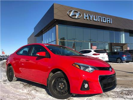 2015 Toyota Corolla S (Stk: 30235A) in Saskatoon - Image 1 of 22