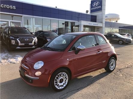 2012 Fiat 500 Lounge (Stk: 29694A) in Scarborough - Image 1 of 16