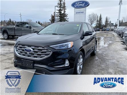 2019 Ford Edge Titanium (Stk: 5608) in Calgary - Image 1 of 26