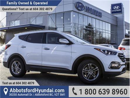 2017 Hyundai Santa Fe Sport 2.4 SE (Stk: AH9020) in Abbotsford - Image 1 of 26
