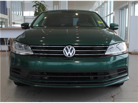 2017 Volkswagen Jetta Wolfsburg Edition (Stk: 69341A) in Saskatoon - Image 2 of 6