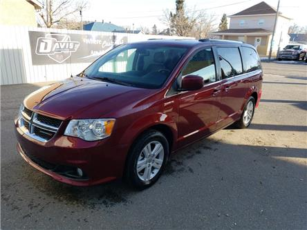 2019 Dodge Grand Caravan Crew (Stk: 16712) in Fort Macleod - Image 1 of 20
