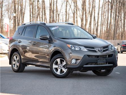 2015 Toyota RAV4 XLE (Stk: 3666) in Welland - Image 1 of 19