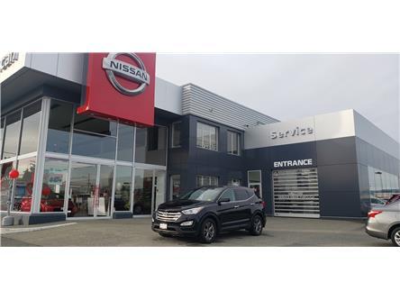 2015 Hyundai Santa Fe Sport 2.0T Limited (Stk: 9M8874A) in Duncan - Image 1 of 17