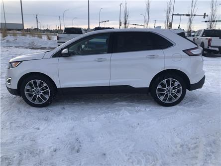 2018 Ford Edge Titanium (Stk: B10798) in Ft. Saskatchewan - Image 2 of 23