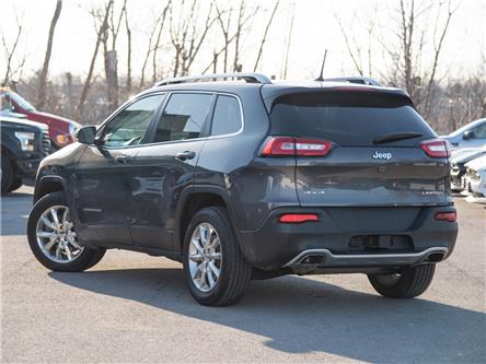 2016 Jeep Cherokee Limited (Stk: 19ED1068T) in St. Catharines - Image 2 of 21