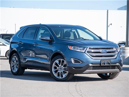 2018 Ford Edge Titanium (Stk: 20ES126T) in St. Catharines - Image 1 of 24