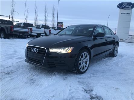 2013 Audi A6 3.0T Premium (Stk: LEX044A) in Ft. Saskatchewan - Image 1 of 20