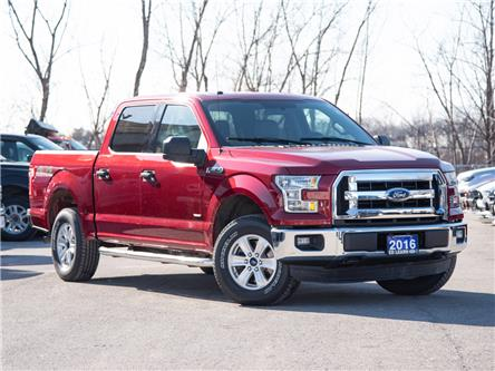 2016 Ford F-150 XLT (Stk: 602849) in St. Catharines - Image 1 of 24